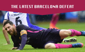 Barcelona defense a big threat to their title