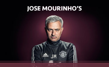 Jose Mourinho after Manchester United