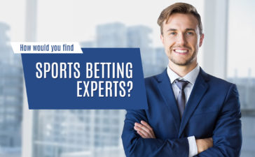 How would you find sports betting experts?